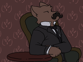 Fancy Boy by CatCuntCell
