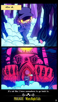 #3 Stargem Castle - Welcome. by Pedrovin