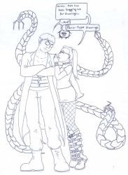 Doc Ock Request by BlazeRocket