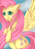 Fluttershy by WhimsicalMachines