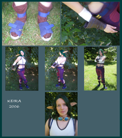 Anime Evolution Cosplay: Keira by theanimejump