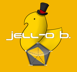 INSTINCT Fighter No.9: Jell-o by tealfoxy