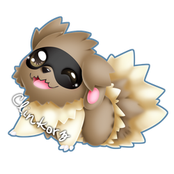Zigzagoon by Clinkorz