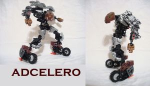Adcelero, master of speed by h2otothe650