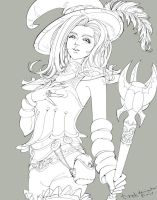 Lineart by t-rob
