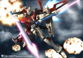 SWORD IMPULSE GUNDAM 03 by Ladav01