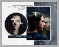 Photopack 25641 - 13 Reasons Why (Posters) by southsidepngs
