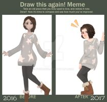 MEME: Draw this again by PUNPANIC
