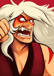 Jasper Fury by OwlyGem