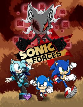 Sonic Forces by Denny-Art13