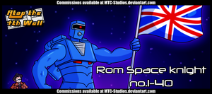 AT4W: Rom Space knight 1-40 by DrCrafty