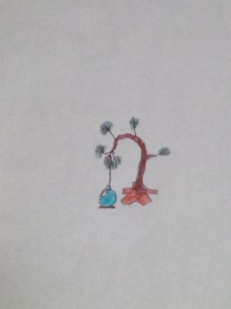 [25DDD](Day 5) Charlie Brown's Christmas Tree by ForbiddenCovenant
