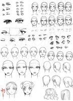 Study: Eyes by The-Nai