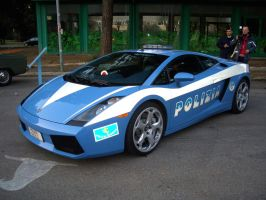 Police car 12 by Heavymedicated