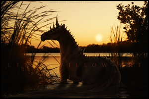 Swamp Guardian by littlewillow-art