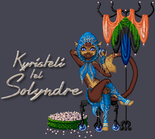 MDF 2015 - Solyndre by Ginkage