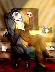 Cog Project: Telemarketer by ChloeCassandra