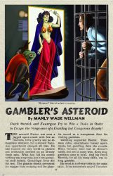 Gambler's  Asteroid by theRealJohnnyCanuck