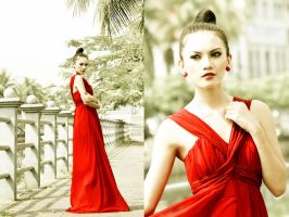 red by maleica