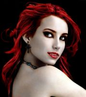 Red Temptation by Luxie-Daemon