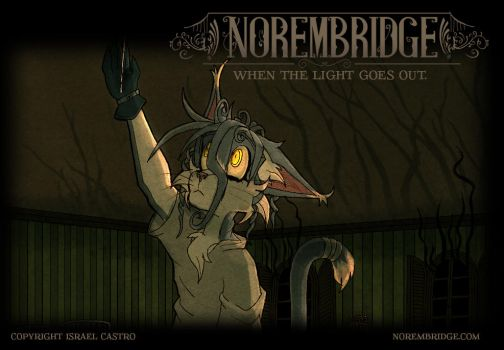 When the Light goes out... by Norembridge