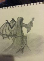 the grim reaper by thisistheonlyme