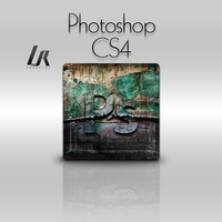 Photoshop CS4 Icon NEW by LRSCREW