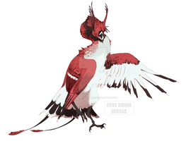 RED JAY - [CLOSED] by forsomniaversas