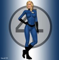 Invisible Woman by hotrod5
