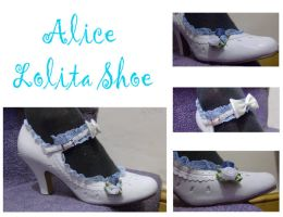 Alice Lolita Shoes by flames-of-monki