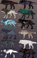 ADOPTS: OPEN 5/12 - (24hr Flash Sale!!!) by foxipaw
