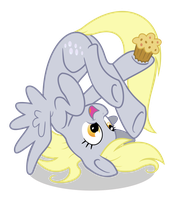 Derpy! by DeadliestVenom