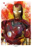 Ironman (Avengers Collection) by j2Artist