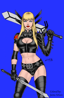 Marvel Now Magik by Carolos Augusto Braga by marvelboy1974