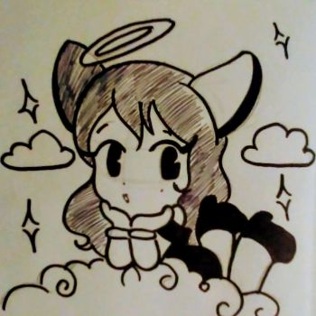 Alice angel chibi by kary22