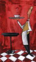 Your coffee is ready by cogwurx