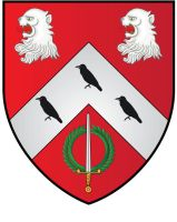 St Anne's College Oxford Coat Of Arms by ChevronTango