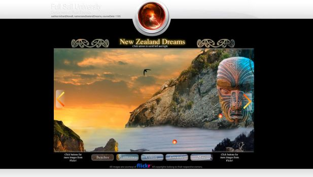 New Zealand Dreams by pixelworlds