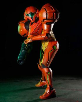 Samus Aran Cosplay by Samus-Cosplay