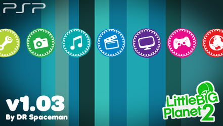 Little Big Planet 2 PSP Theme by DRSpaceman