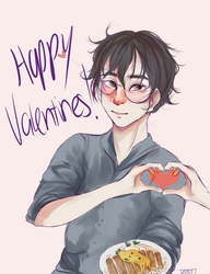 Happy Valentines Day~ by Lilithenisha