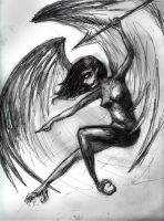 Angel of Death by WesternWitch