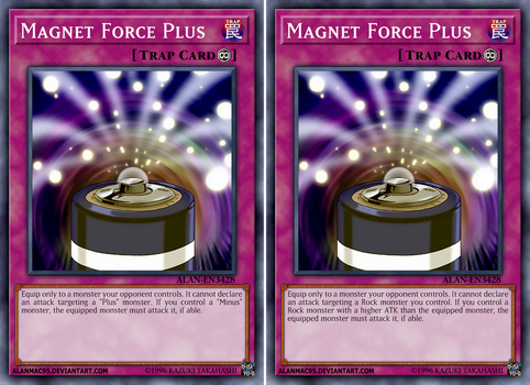 Magnet Force Plus by AlanMac95