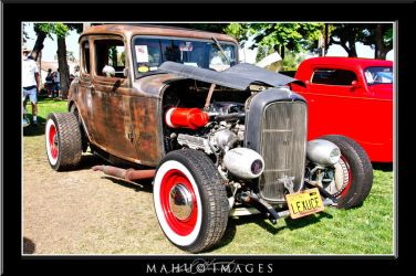 32 Ford Coupe by mahu54