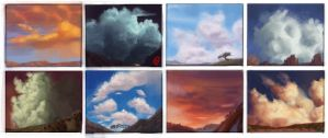 Sketchbook - Clouds by Changinghand