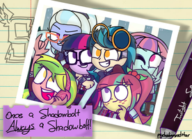 Shadowblog 5- Twilight's Diary by psychodiamondstar