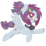 Aerial Soundwaves 1 [Commission] by taesuga