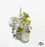 Lady GaGa Inspired Pendant by Create-A-Pendant