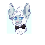 (G) Bowtie queen by KrystalRaccoon2002
