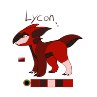 Lycon (Drakomer) by SpaciousRooms